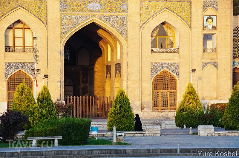 Последний день в Исфахане / Фото из Ирана