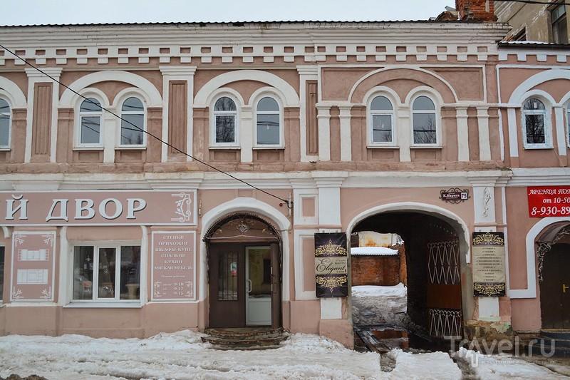 Белёв, Тульская область: по городу / Россия