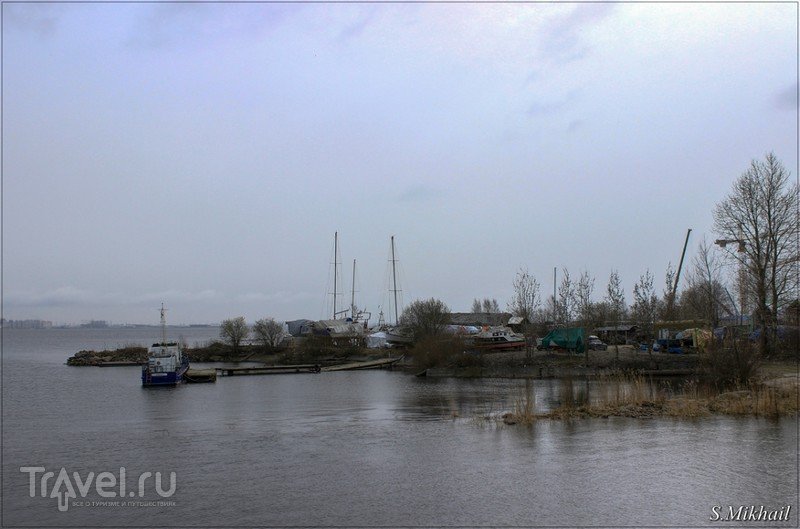 """Прогулка к корабельной верфи """"Полтава"""" / Фото из России"""