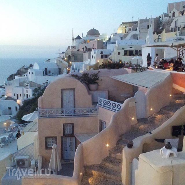 Развеивая мифы о Санторини / Греция