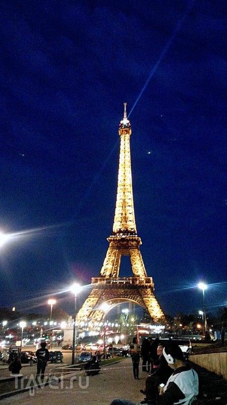 Париж. Поход в Орсе и закат у Эйфелевой башни / Франция