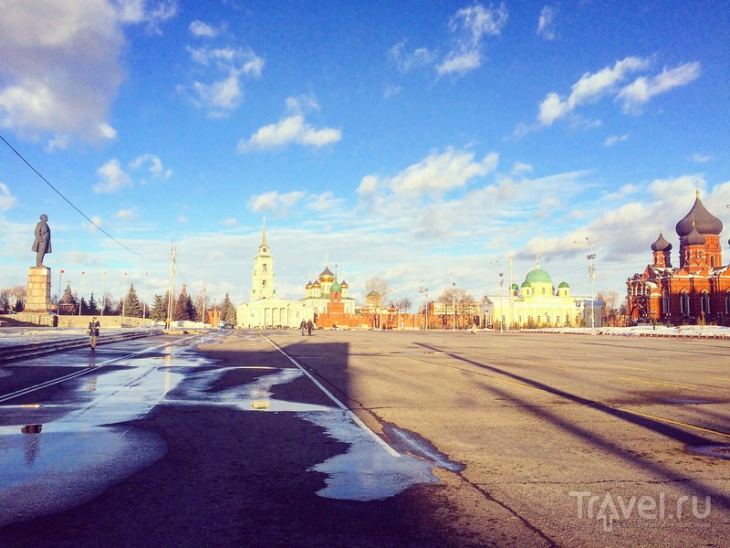 Тула: по городу / Россия