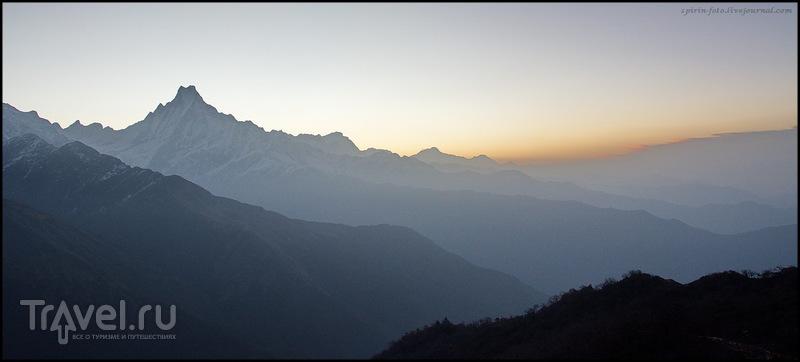 Непал, май 2015 - Копра и Марди Химал, после землетрясения / Фото из Непала