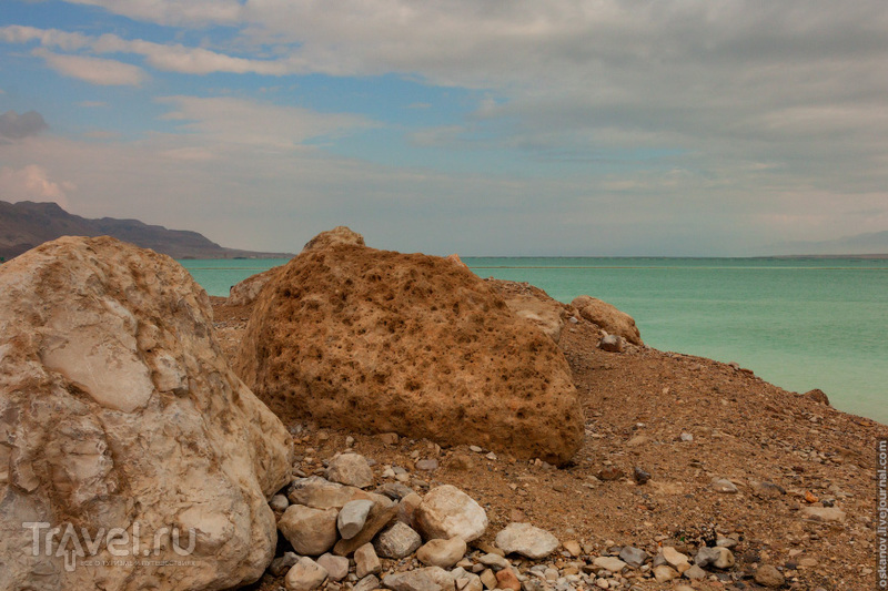 Самая низкая точка суши на Земле / Фото из Израиля