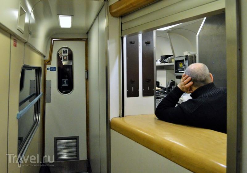 Вся правда о британских ночных поездах. Из Лондона в Эдинбург. Личный опыт / Великобритания