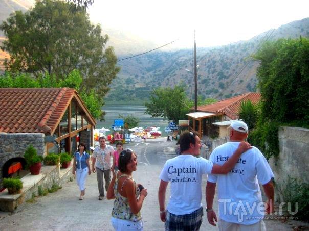 В гости к Минотавру / Греция