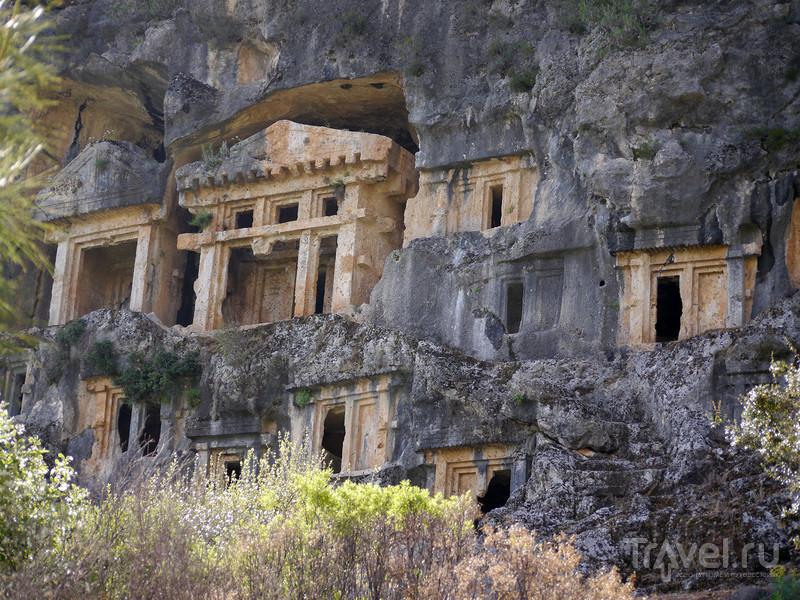 Пынара (Pinara) / Фото из Турции