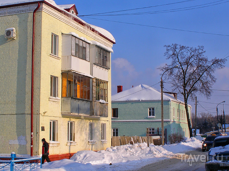 Орёл. Улица Русанова / Россия