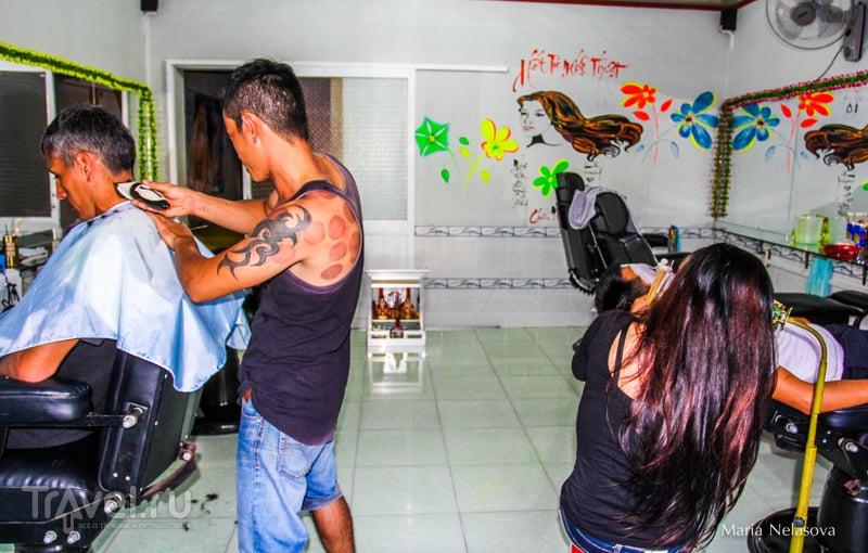 Добровольная экзекуция или что грозит вам во вьетнамской парикмахерской / Вьетнам
