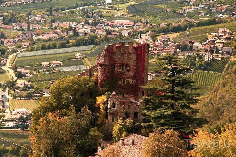 Здесь начинался Тироль / Фото из Италии