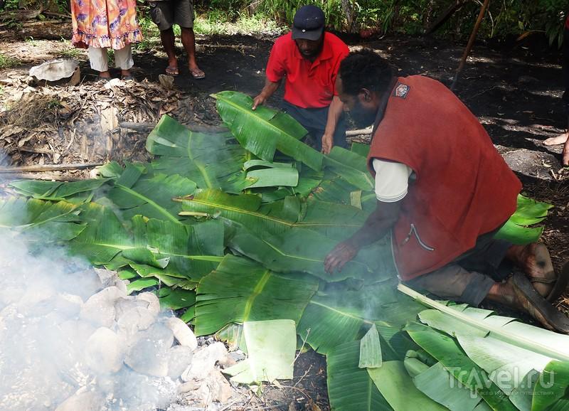 Как папуасы нам свинью подложили. Рецепты людоедской кухни / Папуа-Новая Гвинея