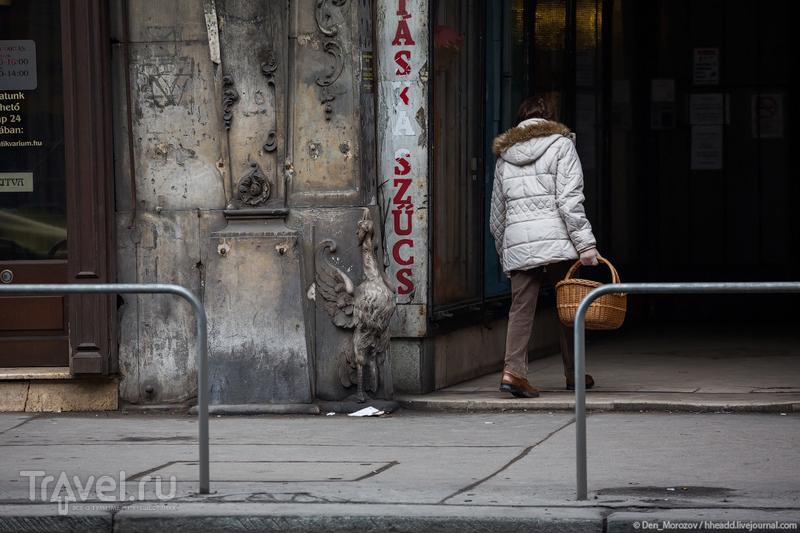 Будапешт. Январь / Венгрия