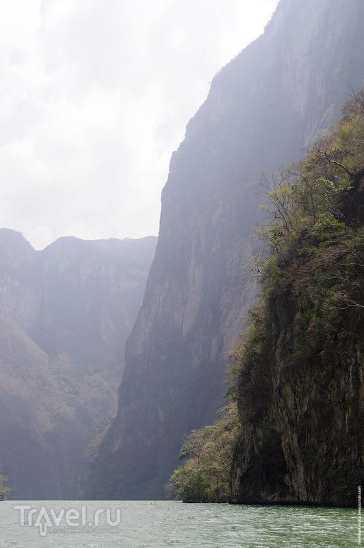 Путешествие по Мексике. Чиапа де Корсо и Каньон Сумидеро / Фото из Мексики