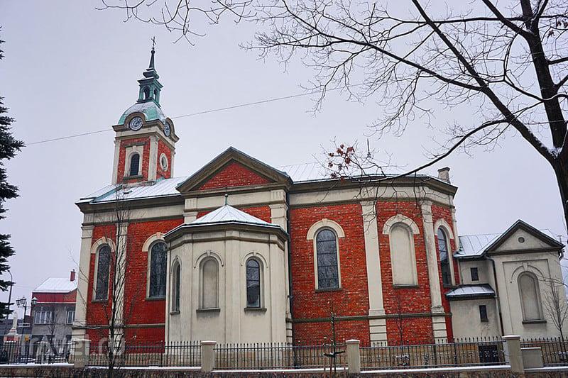 Зимняя Польша. Штрихи / Белоруссия