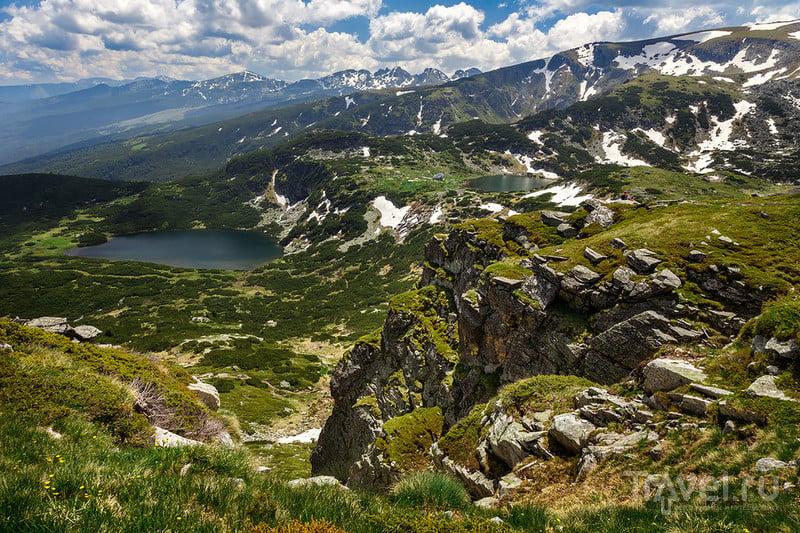 Другая Болгария. Семь Рильских озер / Фото из Болгарии