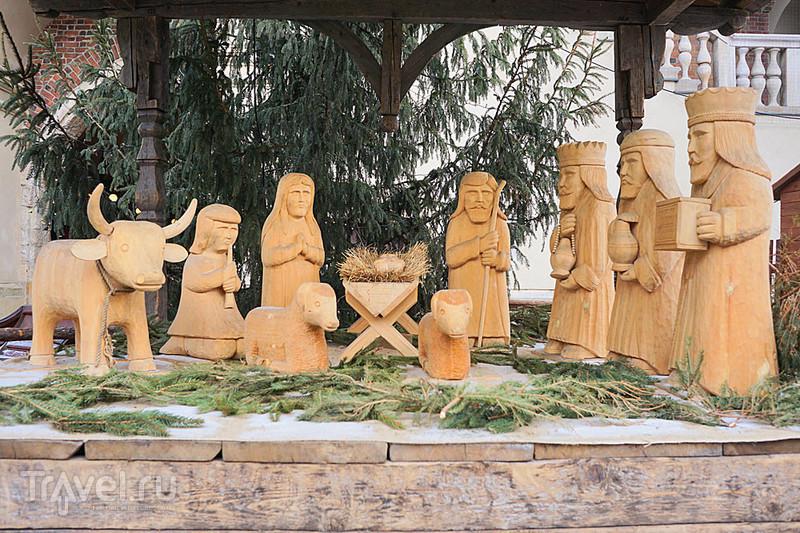 Рождественские вертепы в Польше / Польша
