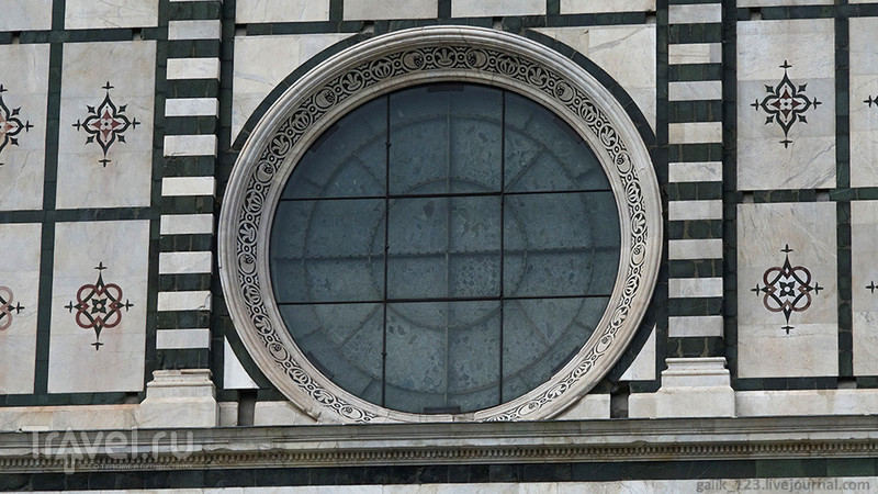 Санта Мария Новелла во Флоренции / Италия