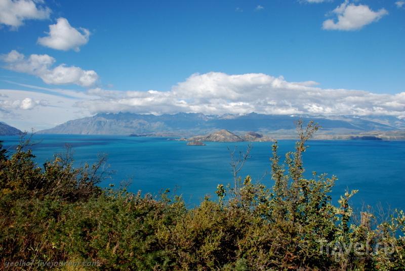 Чили - сбыча мечт! Карретера Аустраль. От озера Хенерал Каррера к реке Бакер / Фото из Чили