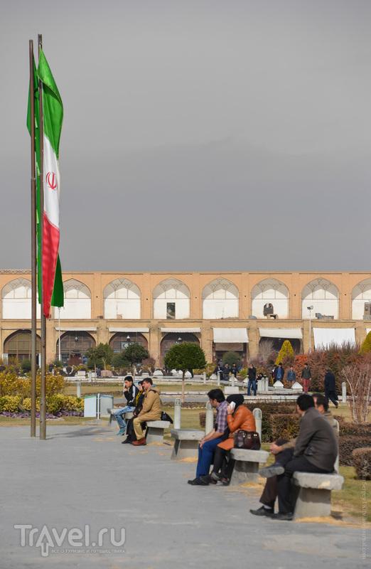 Самый европейский из иранских / Фото из Ирана