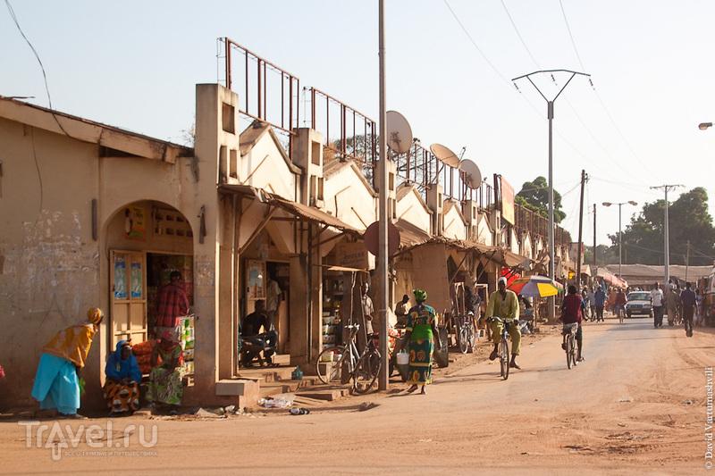 Сенегал и Гамбия. Серекунда и Макасуту / Фото из Гамбии
