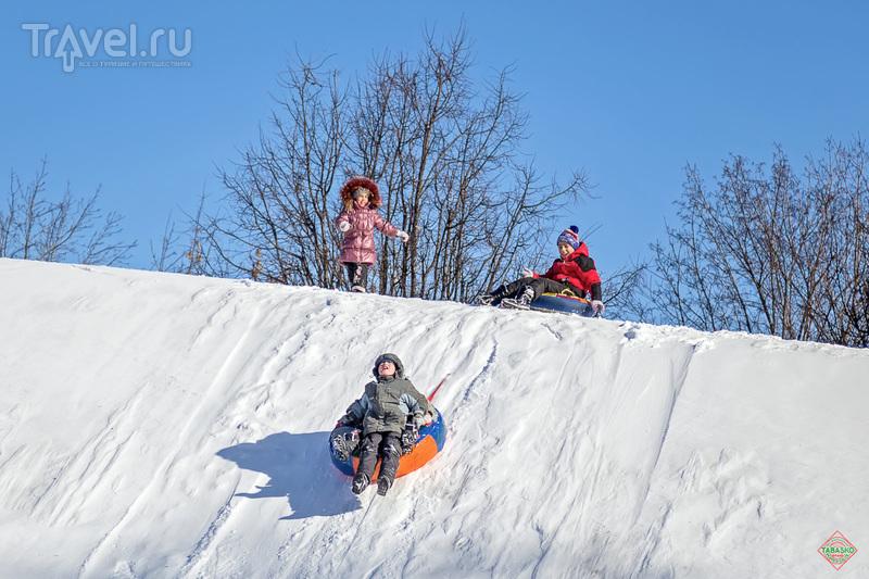 Владимир, зимняя прогулка / Фото из России