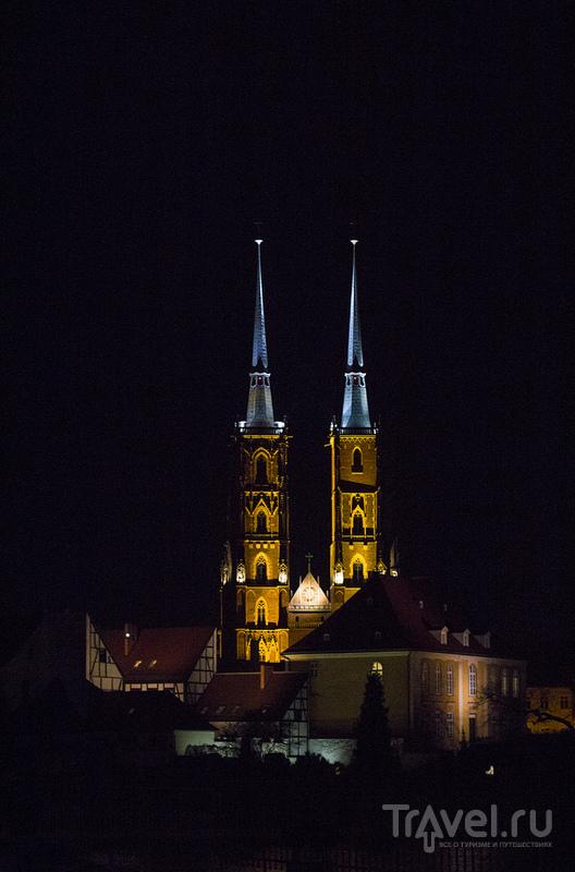 Вроцлав, Польша, февраль 2016 / Фото из Польши