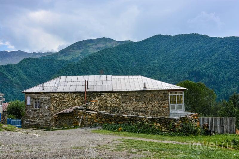 Отпуск по-грузински. Адиши - Ипрали / Фото из Грузии