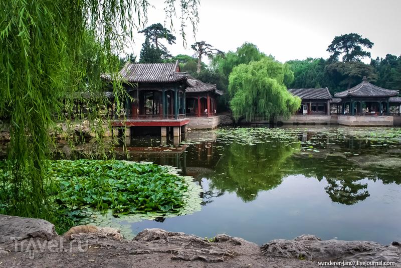 Пекин. Летний дворец Ихэюань / Фото из Китая