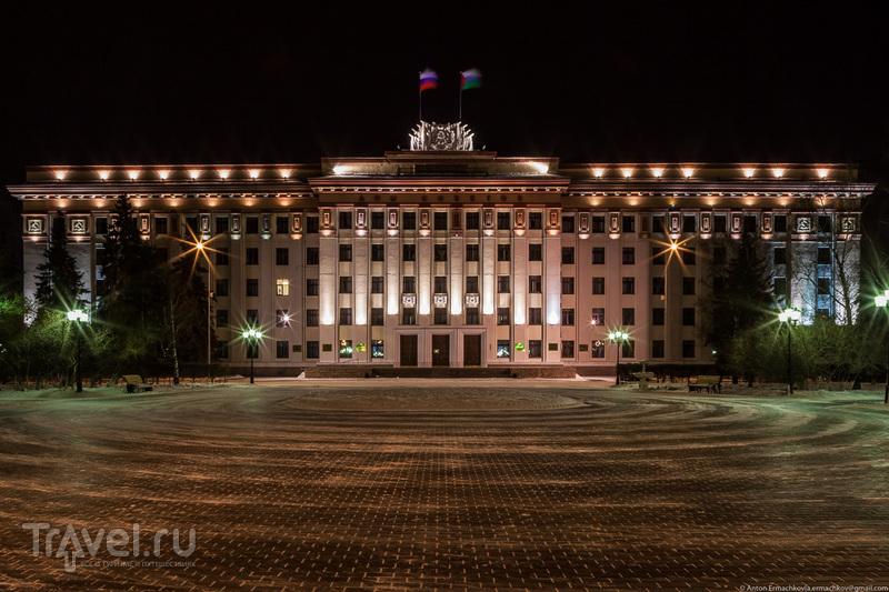 Маршрут выходного дня. Тюменская область / Фото из России