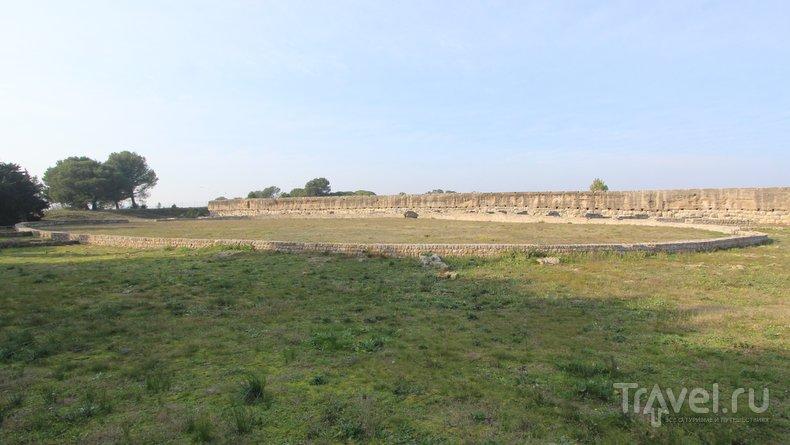 Греко-римский курорт на Коста-Брава / Испания
