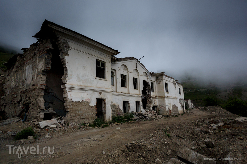 Кавказ на двух колесах. Сталкеры Тырныауза / Фото из России