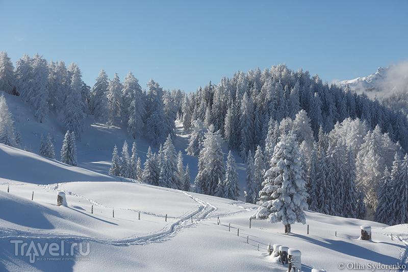 Санкт Йохан - Альпендорф. Или добро пожаловать в сказку! / Фото из Австрии