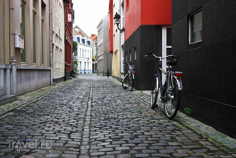 Гент. Романтика средневекового города / Фото из Бельгии