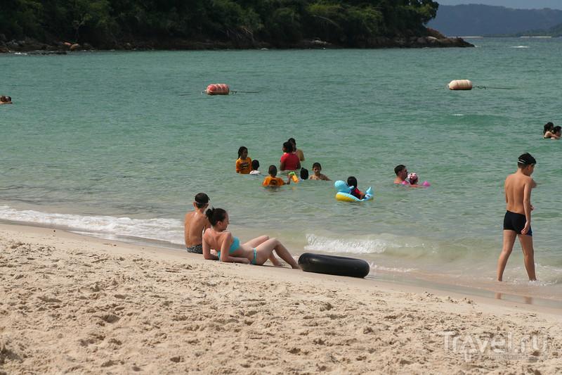 Военный пляж Sai Kaew Beach / Таиланд