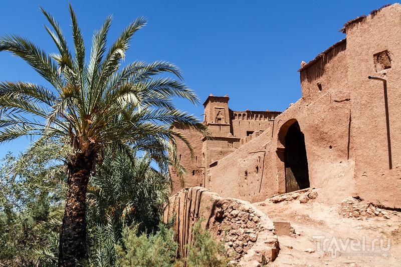 Марокканский бомж-вояж. Уарзазат и ксар Айт-Бен-Хадду / Фото из Марокко