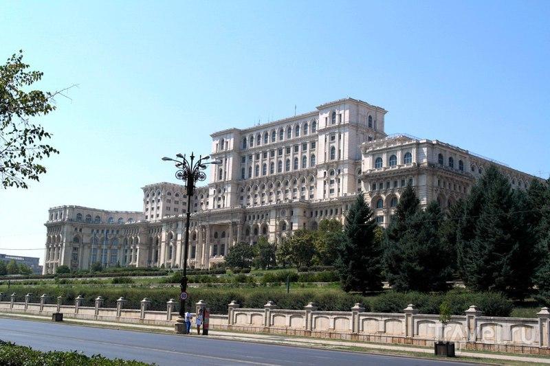 Бухарест, а я все гуляю / Румыния