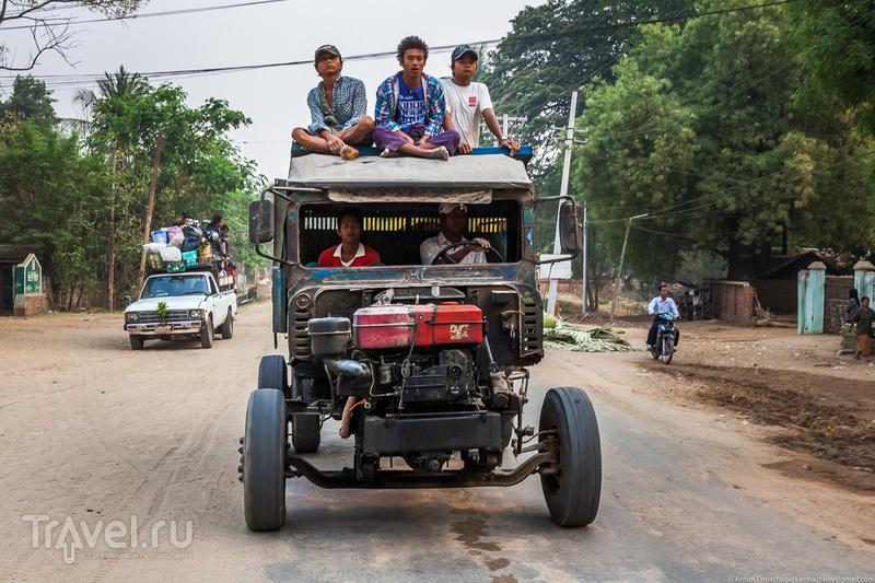 Бирма. Bagan / Фото из Мьянмы