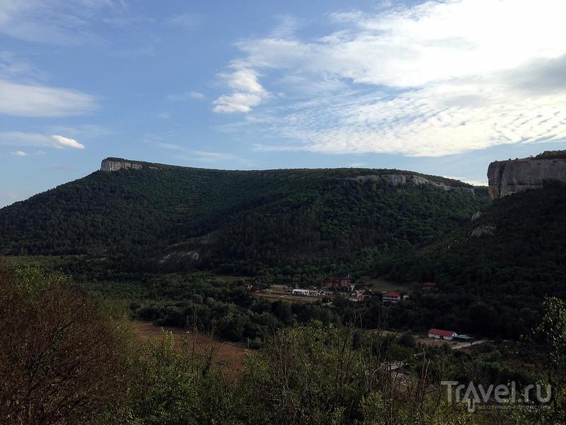 Крым, скальный бисерный скит Анастасии Узорешительницы / Фото из России