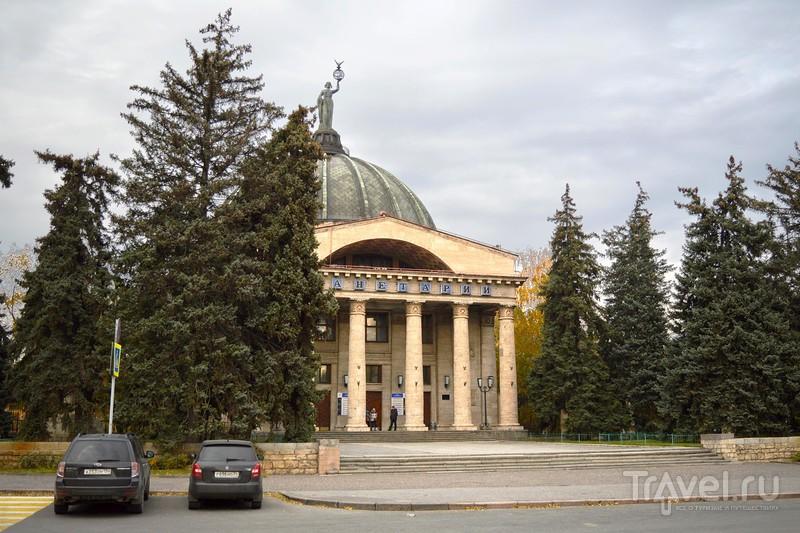 Прогулка по Волгограду / Фото из России