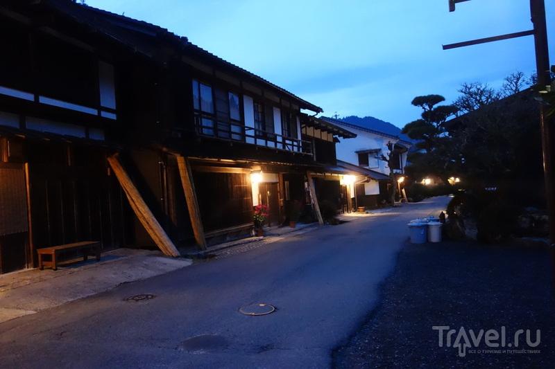 Накасендо: горная дорога феодальной Японии / Фото из Японии