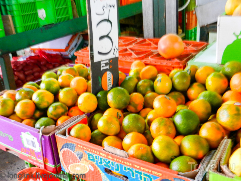 Рынки Махане Иегуда, Кармель и старый рынок в Вифлееме / Израиль
