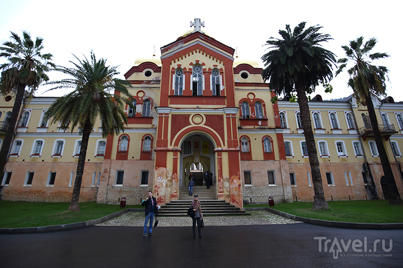 Абхазия. Новый Афон / Фото из Абхазии