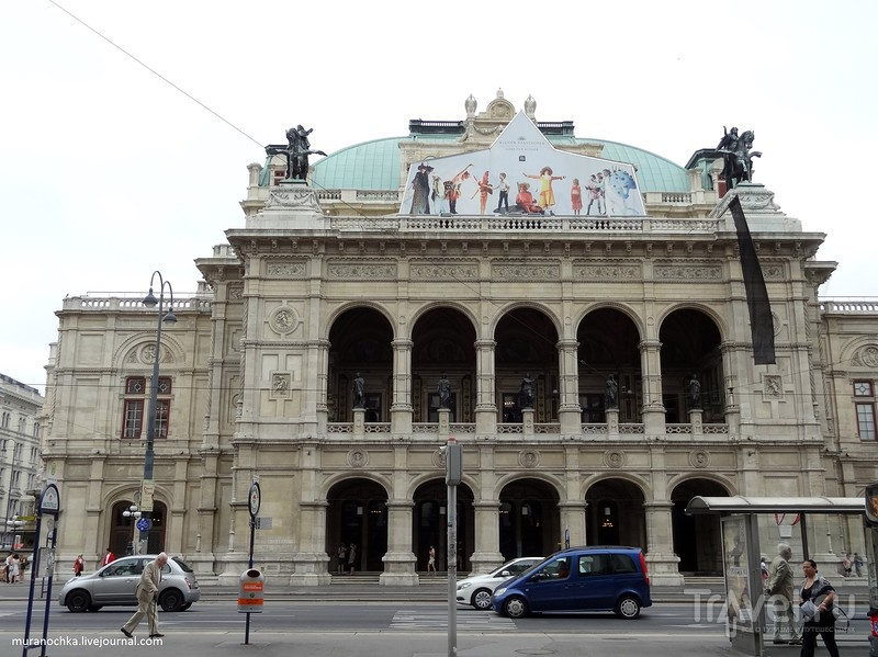 Одним хмурым летним утром в Вене... / Австрия