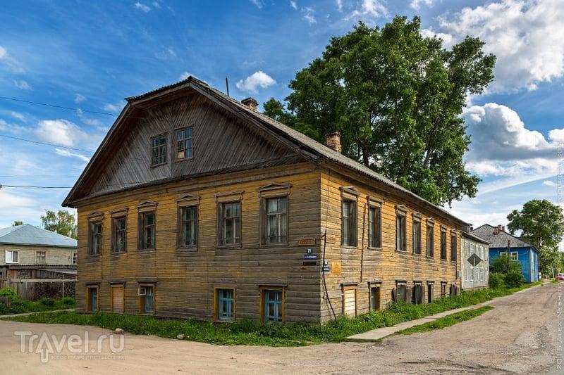 Каргополь. Легенды белокаменных храмов / Фото из России