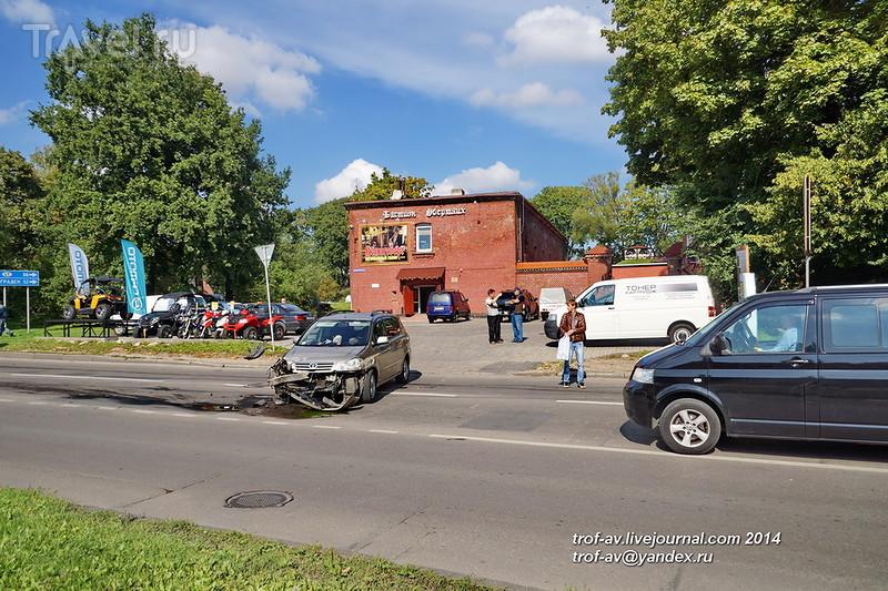 Укрепления Кёнигсберга / Фото из России