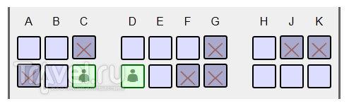 Как выбирать сидения в самолёте / Россия