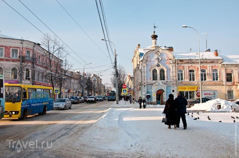 Рыбинск. Ярославская область / Фото из России