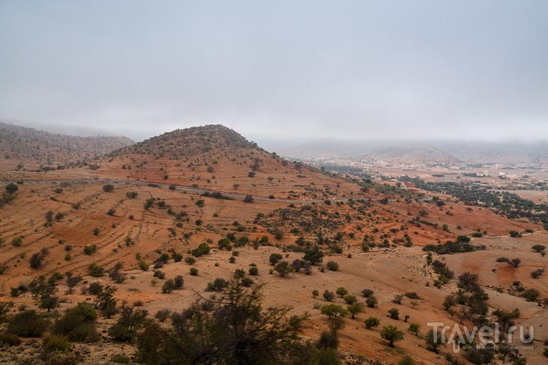 Марокканский бомж-вояж. Легзира / Фото из Марокко