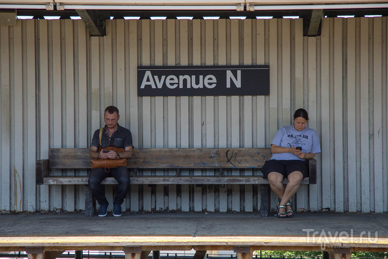 Прогулка по Нью-Йорку / Фото из США