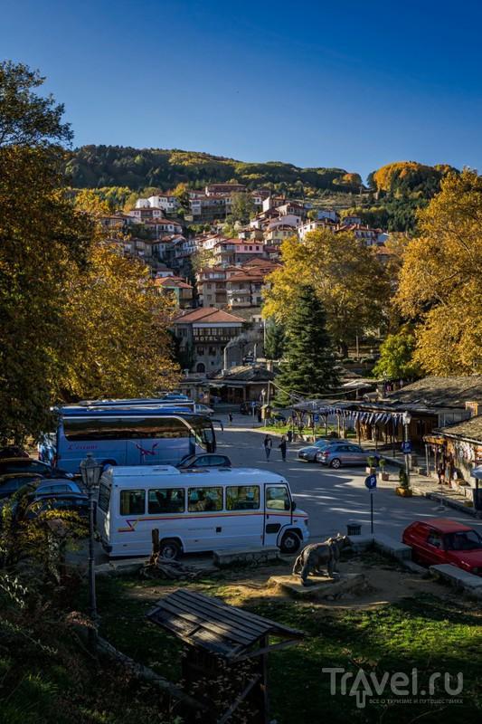 Мецево - душа греческих гор / Фото из Греции